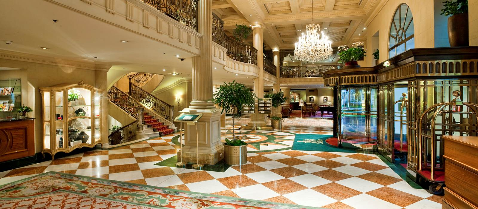 Grand hotel wien jjw hotels resorts for Grand hotel