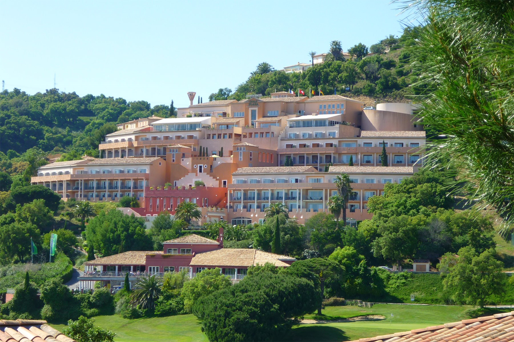 Hôtel Amarante Golf Plaza Sainte-Maxime Spa
