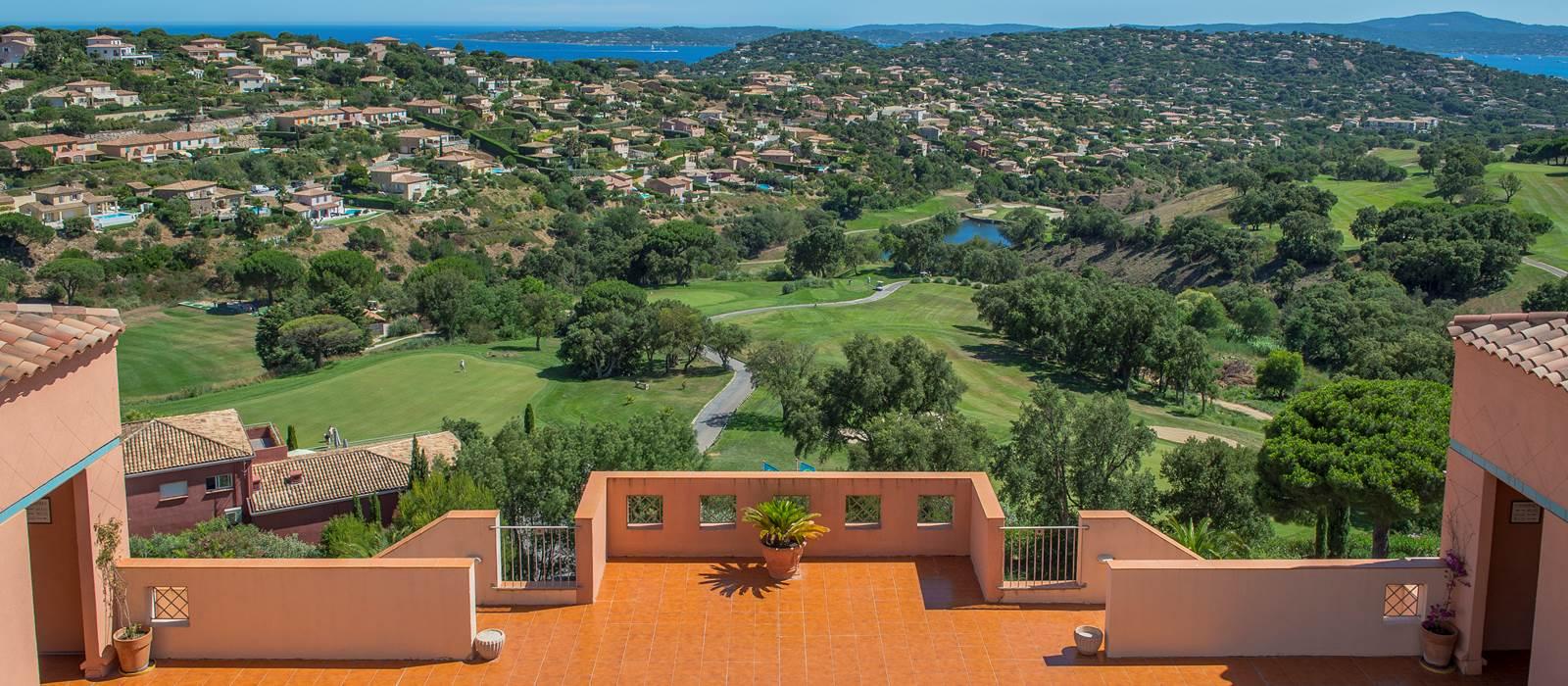 Hotel Golf Sainte Maxime