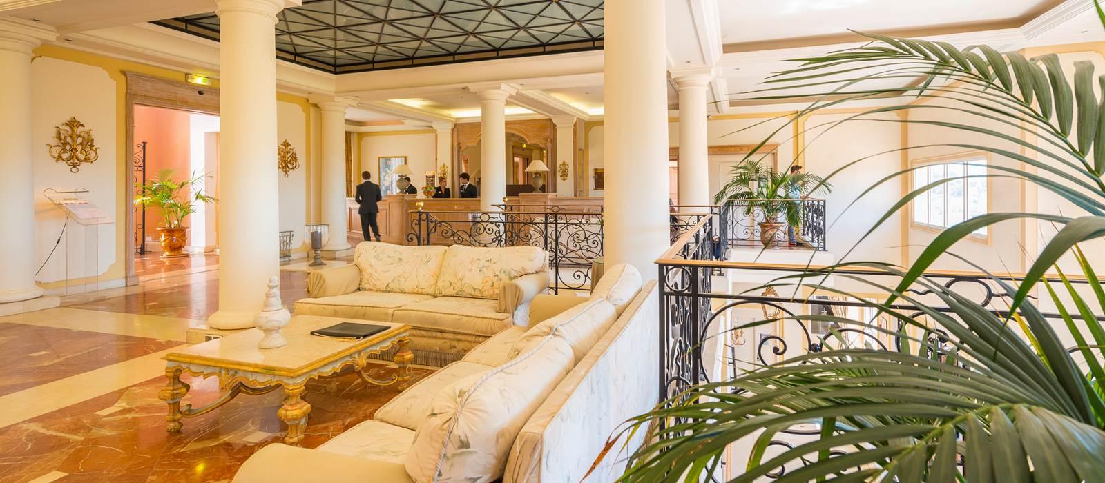 Hotel Cannes Piscine Interieure